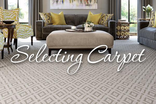 Selecting Carpet Abbey Floor Monroe La Custom Interiors